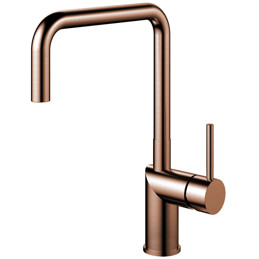 Koppar Vattenblandare - Nivito RH-350