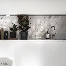 Ruostumaton Teräs Keittiöhana - Nivito 1-RH-300