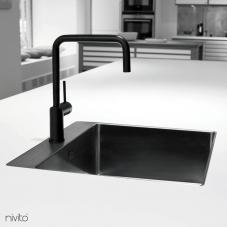 Musta Keittiöhana - Nivito 1-RH-320