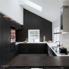 Musta Keittiöhana - Nivito 20-RH-320