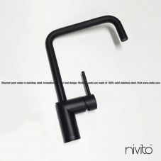 Musta Keittiöhana - Nivito 23-RH-320