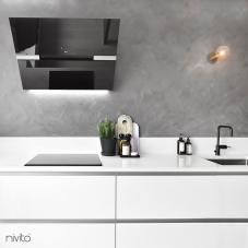 Musta Keittiöhana - Nivito 3-RH-320