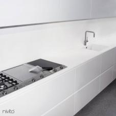 Ruostumaton Teräs Keittiöhana - Nivito 5-RH-300
