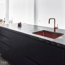 Koppar Köksblandare - Nivito 2-RH-350