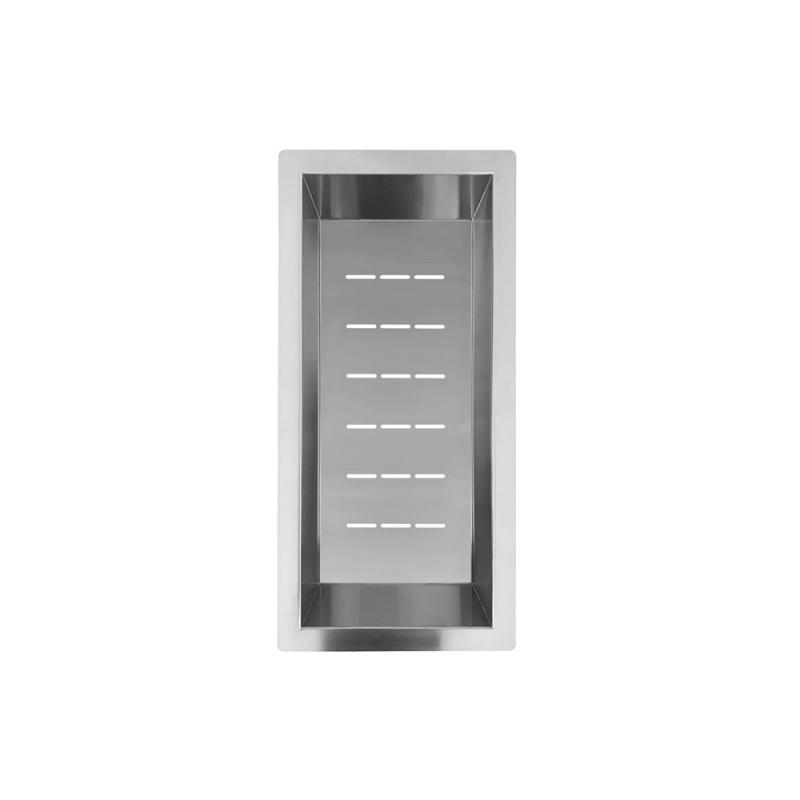Ruostumaton Teräs Huuhtelukulho - Nivito CU-WB-200-B