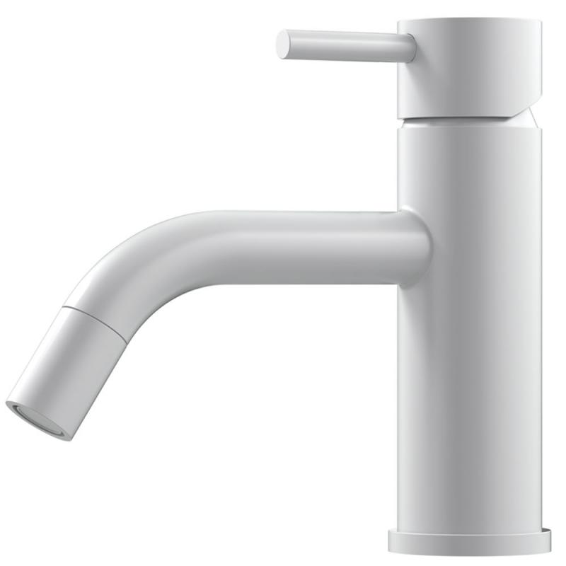 Vit Tvättställsblandare - Nivito RH-63