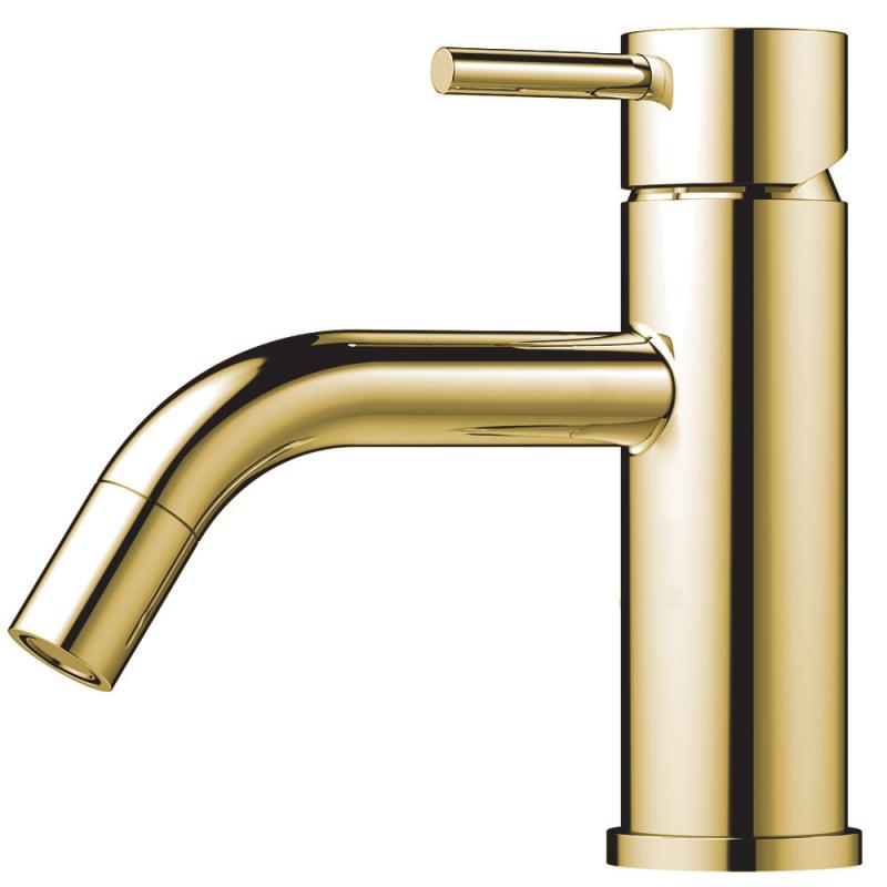Mässing/Guld Tvättställsblandare - Nivito RH-66